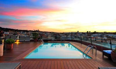 Les Meilleurs Hôtels Avec Piscine Sur Le Toit à Barcelone