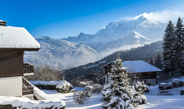 The Best Luxury Hotels For Skiing In French Alps