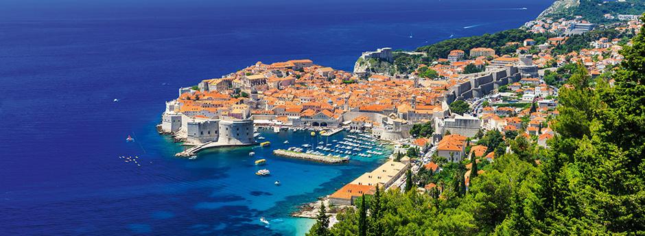 8 hotel con Spiaggia privata in Croazia | Splendia