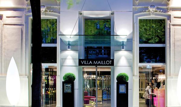 3 Luxury Hotels Paris 16 Arrondissement Splendia