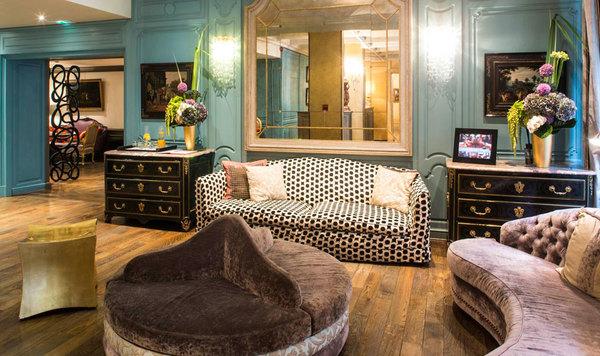 6 Luxury Hotels Paris 01 Arrondissement Splendia