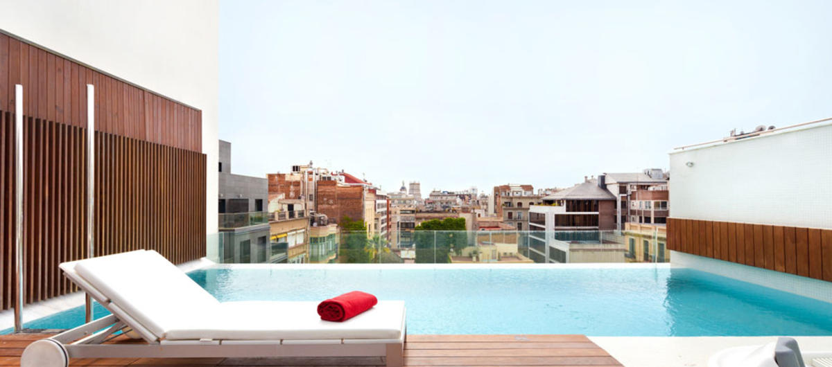 Hotel Condes De Barcelona Barcelone  Htel De Charme   Barcelone