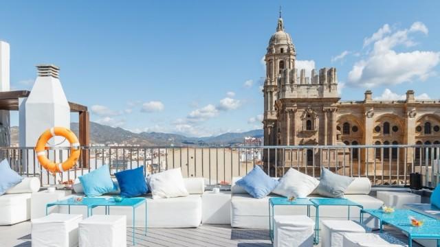Hotel Molina Lario Hoteles Con Encanto 4 En Málaga