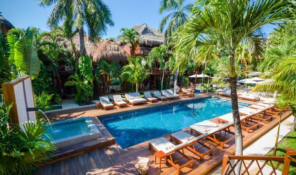 Hotel di lusso playa del carmen i migliori hotel a playa del