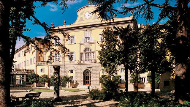 Bagni di Pisa Palace & Spa in San Giuliano Terme - Luxury 5* hotel ...