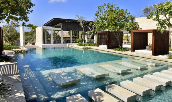 10 Hotels De Charme Kuta Bali Hotels De Luxe Splendia
