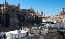Eme Catedral Hotel Luxury 5 Hotel In Seville Spain