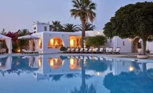 Yria Island Boutique Hotel Spa Greece Paros