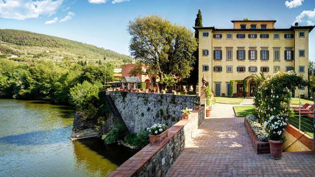 Villa la massa luxushotel in candeli bagno a ripoli italien