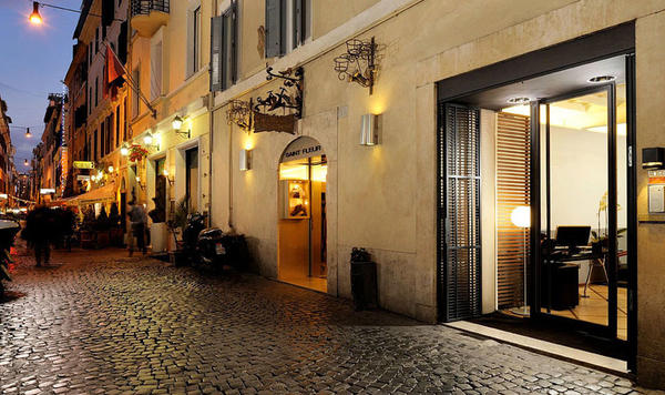 7 Luxury Hotels Rome City Centre Splendia