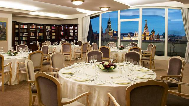 Hotel Baltschug Kempinski Moscow Luxury 5 In Russia Splendia