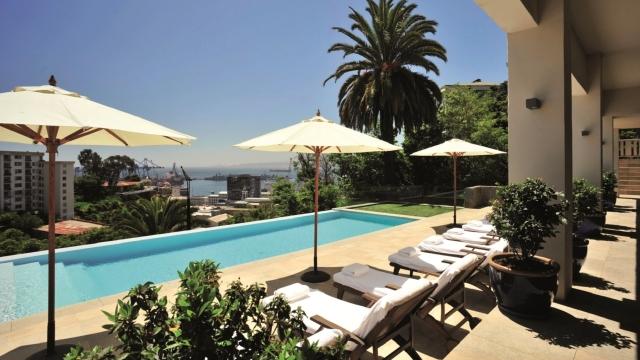 Casa Higueras - Luxushotel 5* in Valparaiso, Chile | Splendia