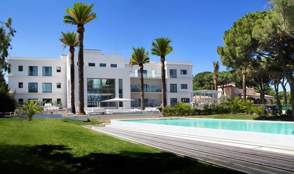 Kube Hotel Saint Tropez