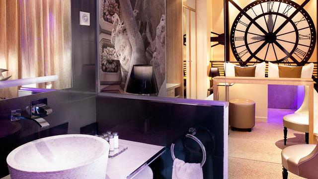 Hotel Design Secret De Paris Luxury 4 Hotel In Paris France