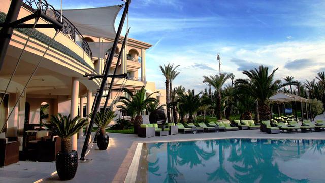The Russelior Hotel Spa Luxury 5 Hotel In Hammamet Tunisia