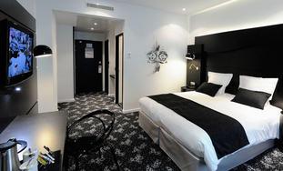 hôtel de luxe perpignan