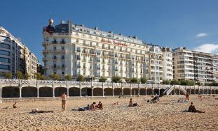 Hotel De Londres Y Inglaterra Spain San Sebastián