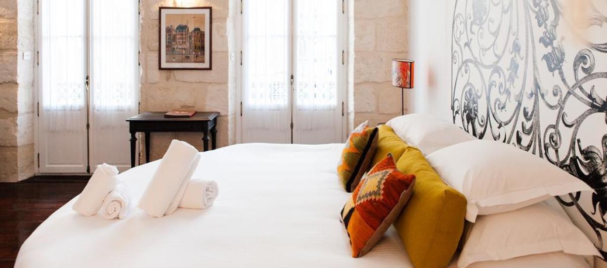 Une Chambre Chez Dupont - Luxushotel in Bordeaux, Frankreich | Splendia