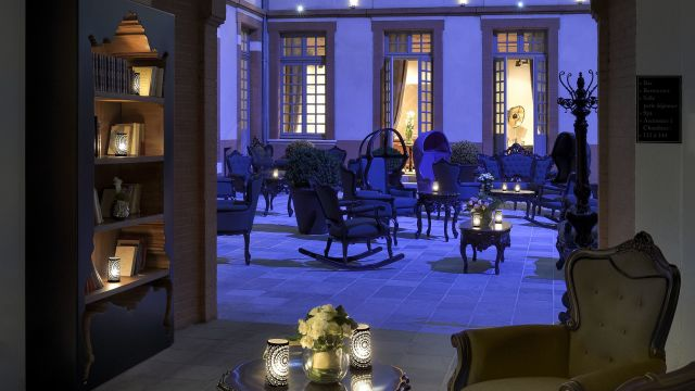 La Cour Des Consuls Hotel And Spa Luxury 5 Hotel In Toulouse
