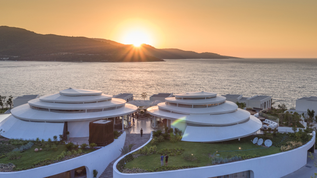 Nikki Beach Resort Spa Bodrum Luxury Hotel In Turkey Splendia