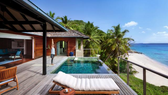 Six Senses Zil Pasyon - Luxury 5* hotel in Victoria, Seyces ... on