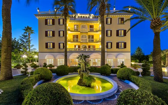 11 Modern Hotels Amalfi Coast Italy Splendia