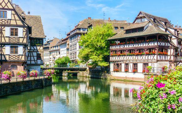 5 Luxus Hotels Elsass Frankreich Designhotels Splendia