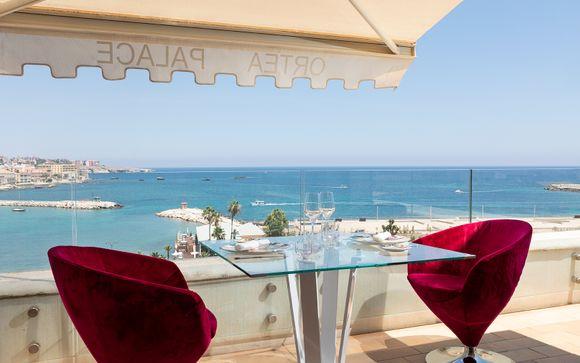 30 Privatstrand Hotels Italien Splendia