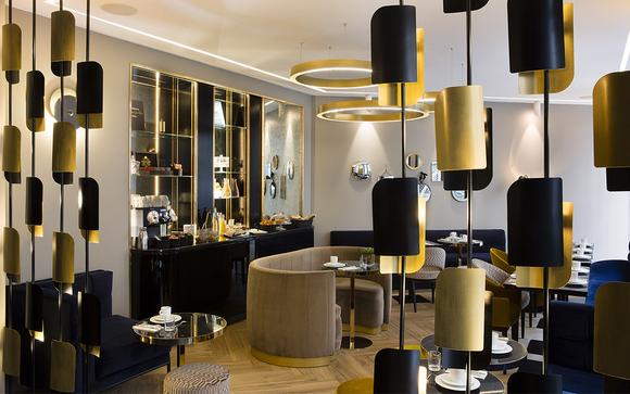 23 hotel Moderni a Parigi, Francia | Splendia
