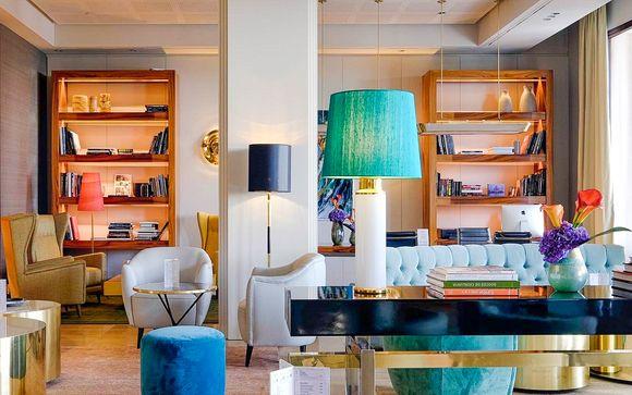 33 Hotel di Lusso Barcellona - I migliori hotel a Barcellona ...