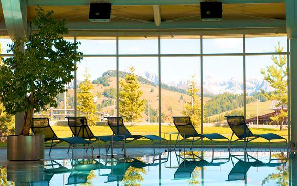 4 Hotel Golf Trentino Alto Adige, Italia | Splendia