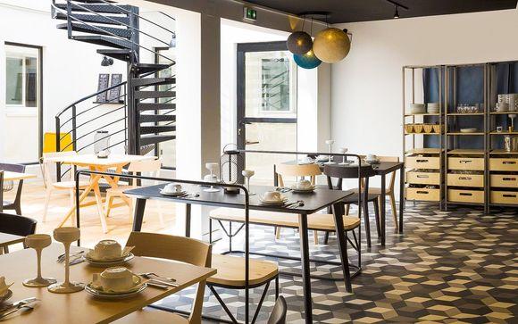 41 Hotel di Lusso Parigi - I migliori hotel a Parigi | Splendia